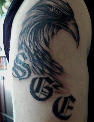 Re: Der Tattoo Thread! – Eintracht Frankfurt